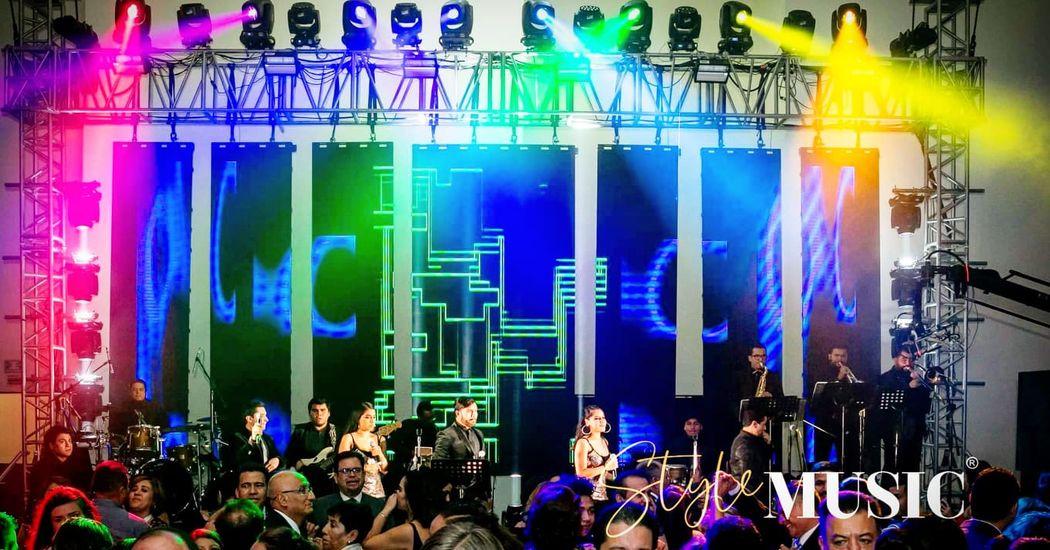 Style Music Eventos Profesionales.