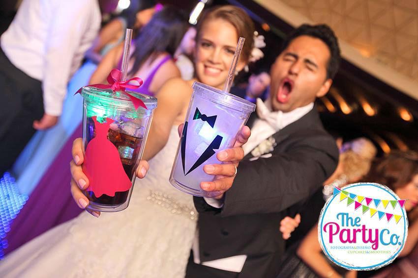 The Party Co - Recuerdos de boda