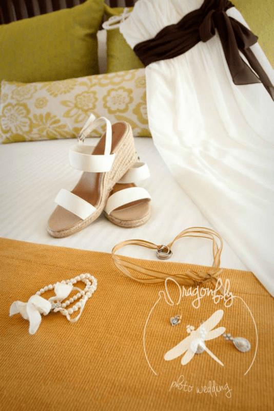 Dragonfly Photo Wedding