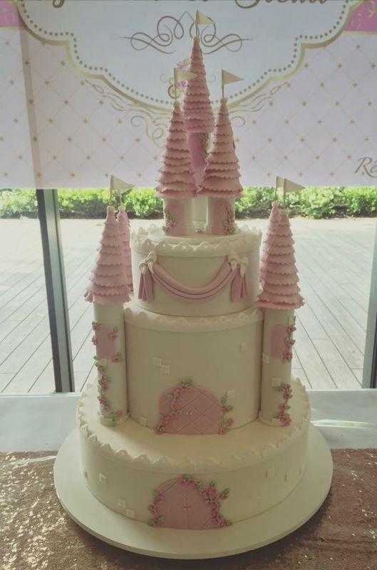 Gâteau anniversaire Princesse