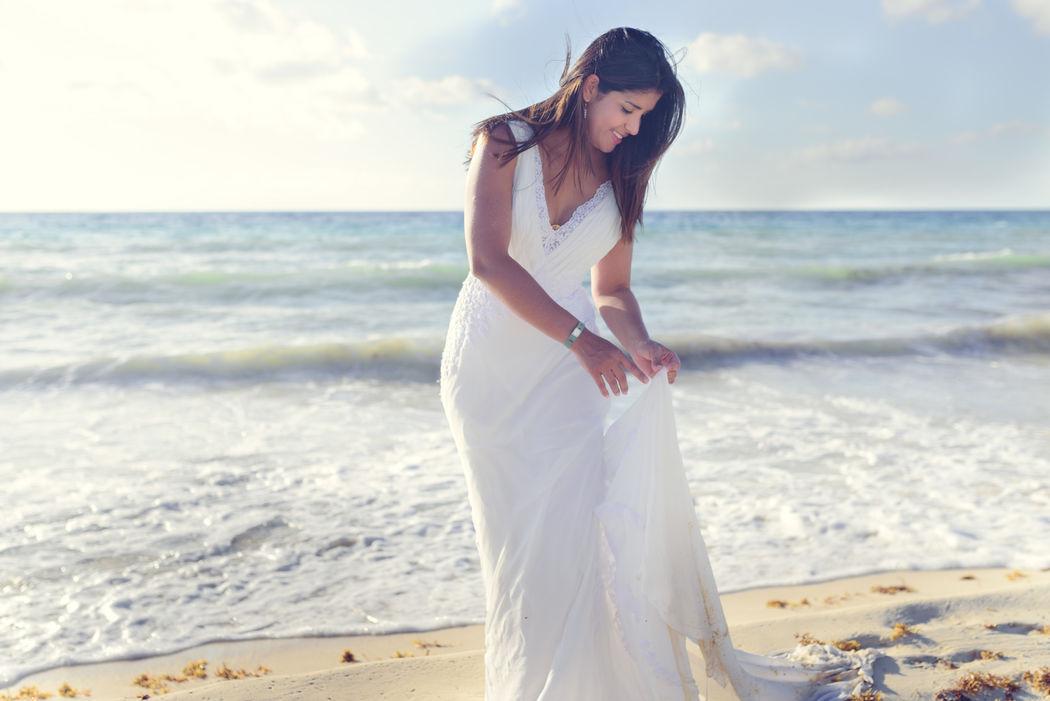 Pos boda Cancún - México