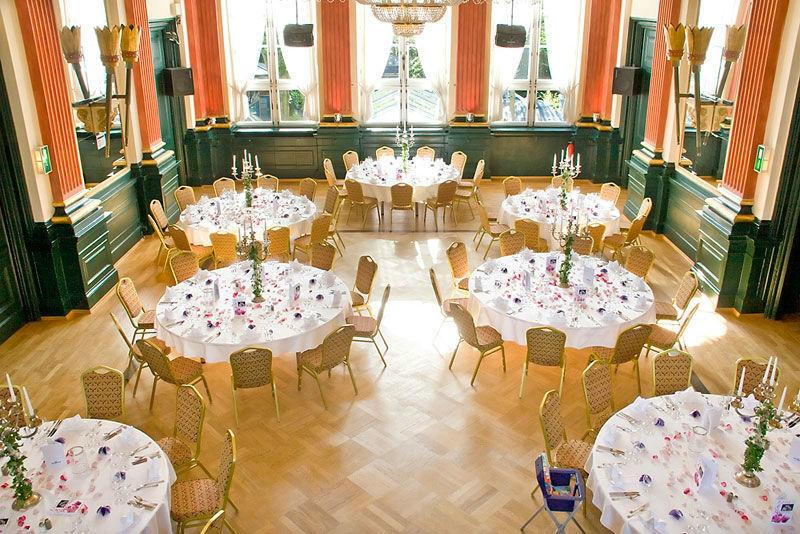 Beispiel: Räumlichkeit für Veranstaltungen, Foto: Stadtpalais Celle.