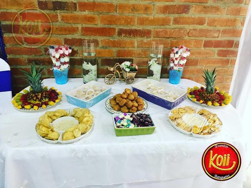 Banquetes KOII