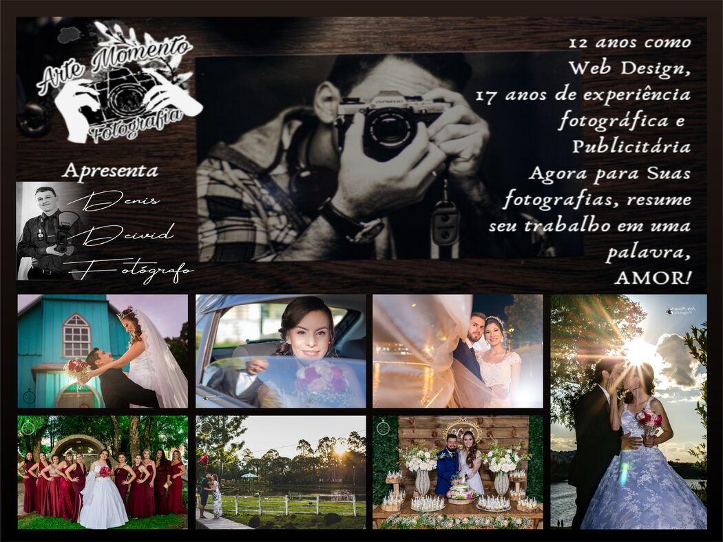 Arte Momento Fotografia em Guarapuava