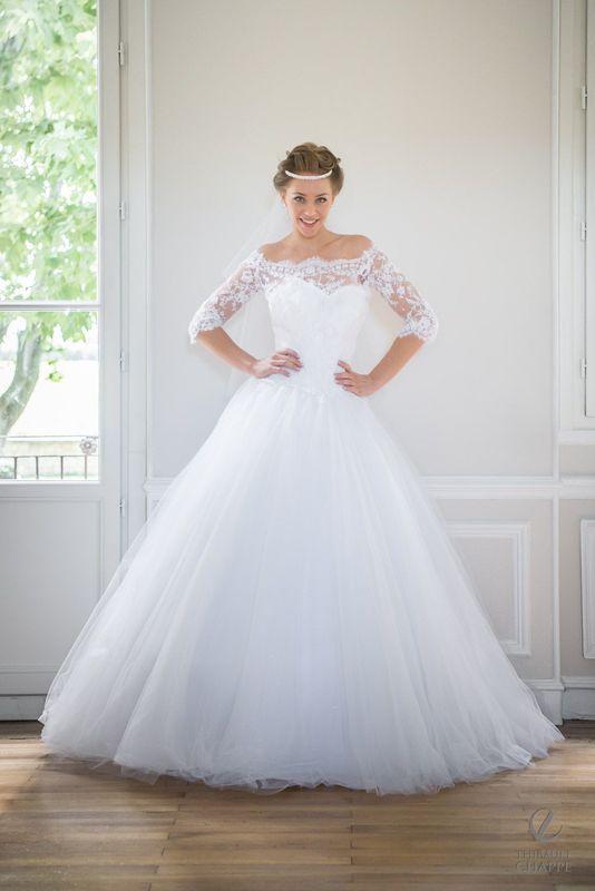 AMOUR TOUJOURS - collection Un jour, une mariée - Les Mariées de Provence
