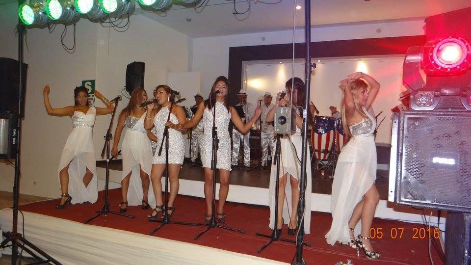 Orquesta Show Internacional Vip Latinos
