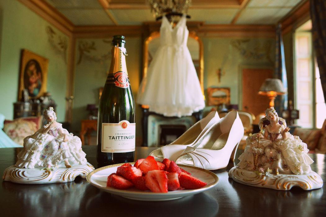 Mariage au Château de Pouget
