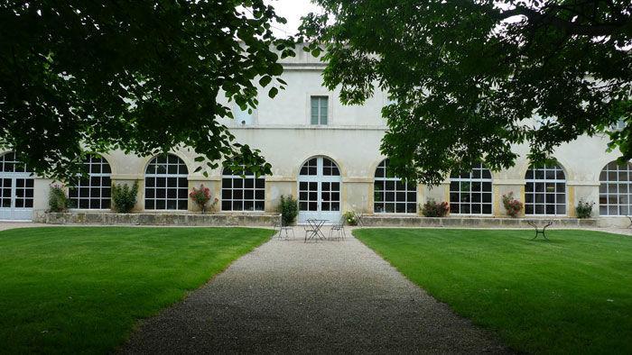 L'Orangerie du Château de Lacoste