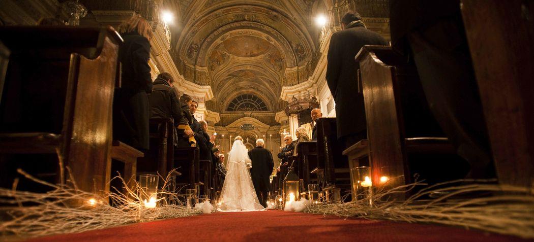 Serena Obert Weddings & Events | Un elegante e raffinato matrimonio invernale in ciittà a Torino e a Milano
