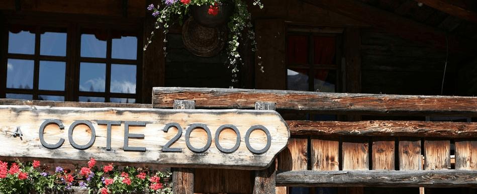 L'Auberge de la Cote 2000