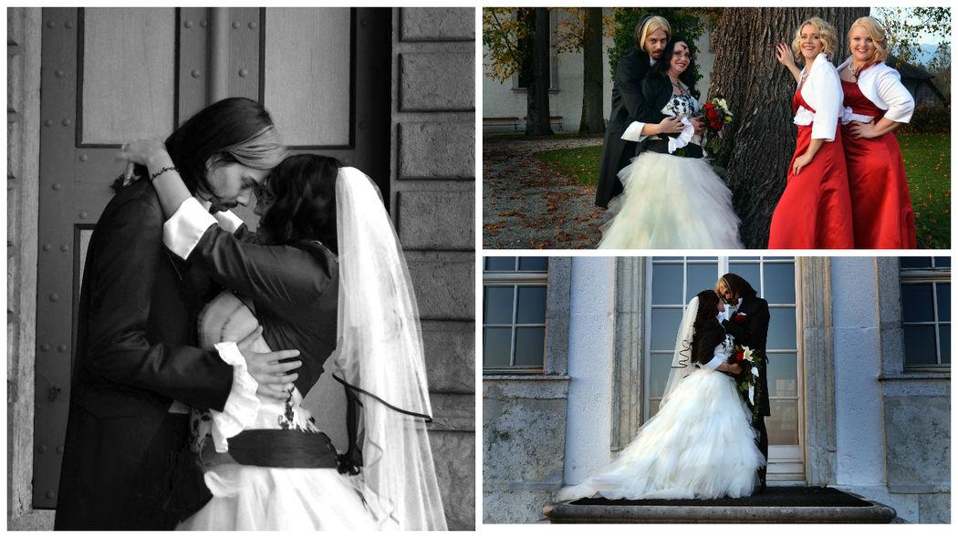 Hochzeit Anna & René, Kapuzinerkloster Solothurn
