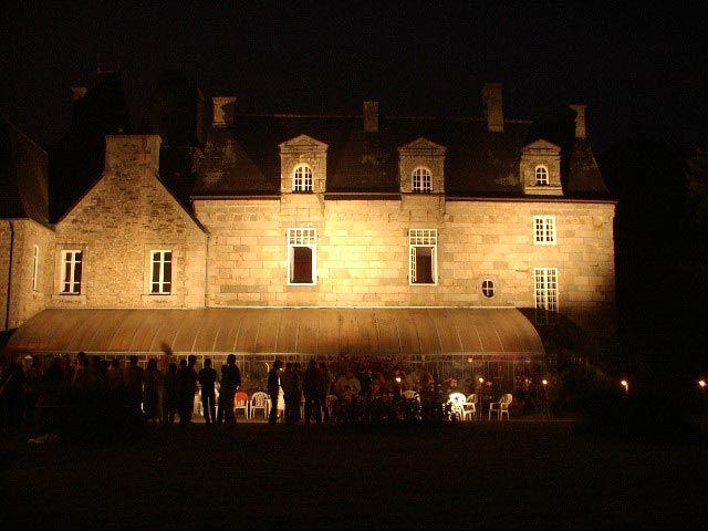 Serre du Château de Trebodennic