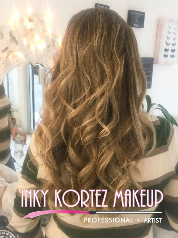 Inky Kortez Make Up