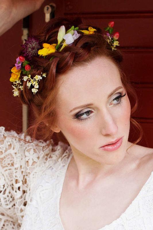 Brautstyling Claudia Sende