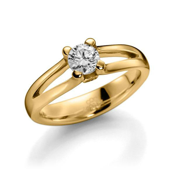 Beispiel: Verlobungsringe, Foto: Acredo Trauringe.