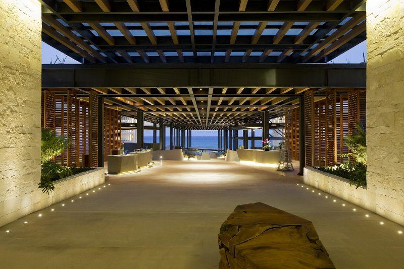 Lobby Grand Hyatt Playa del Carmen