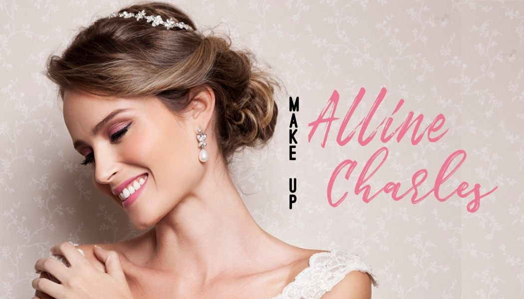 Alline Charles Make Up