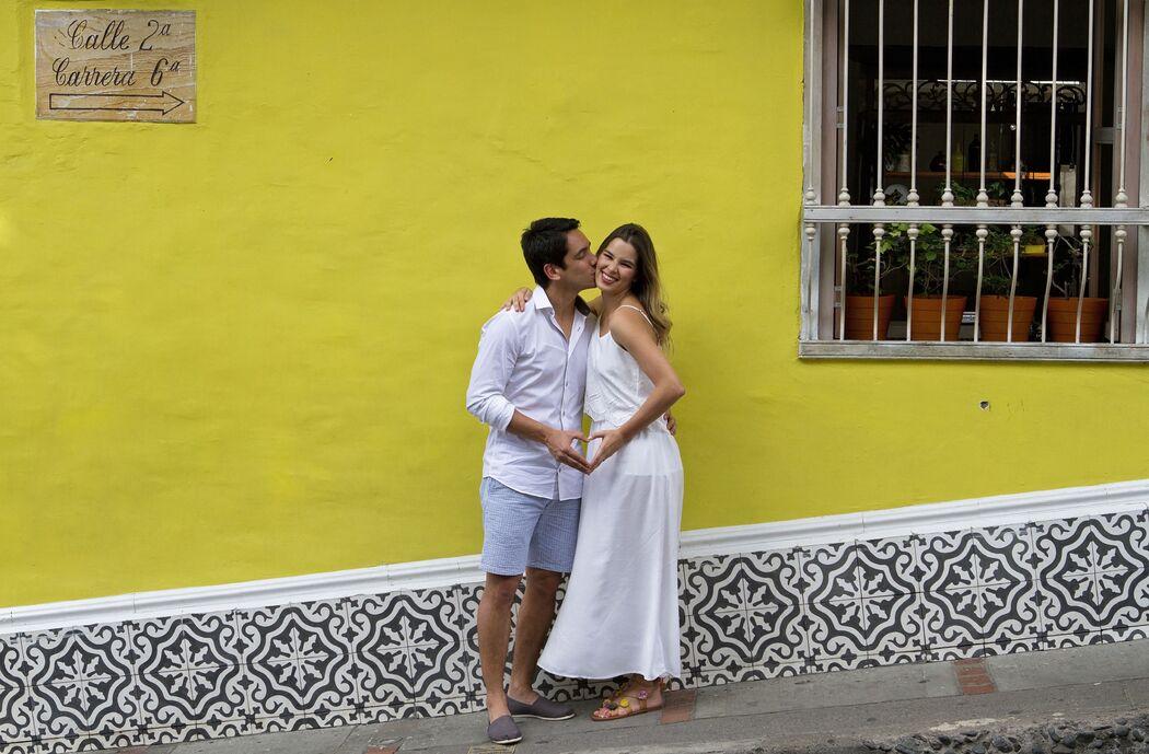 Boda: Catalina & Carlos por CarolinaRubio Photography