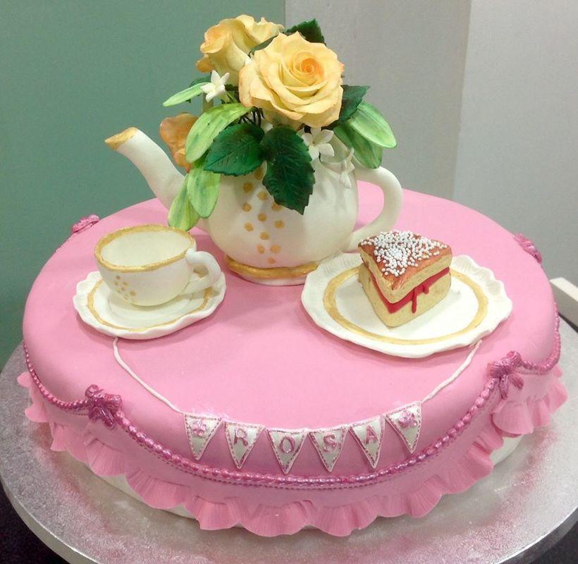 La reina de las tartas