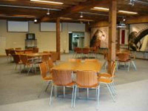 Beispiel: Konferenzsaal, Foto: Schloss Landshut.