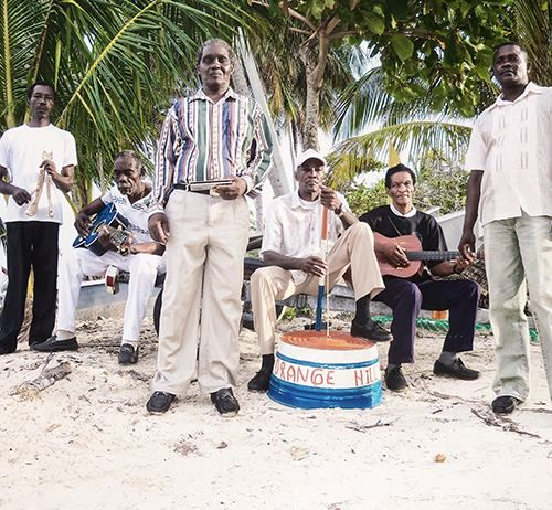 Orange HILL (Mento & Calypso Music Group)