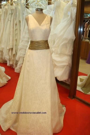 Vestidos de novia outlet
