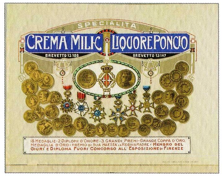 Lupacchioli dal 1840