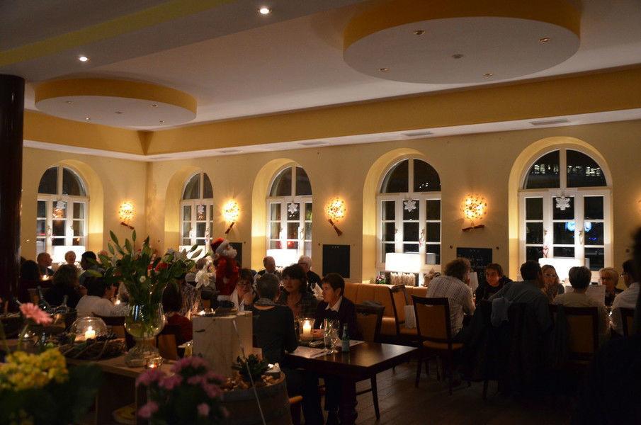 Beispiel: Feiern im Rimelin Restaurant, Foto: Rimelin Restaurant.