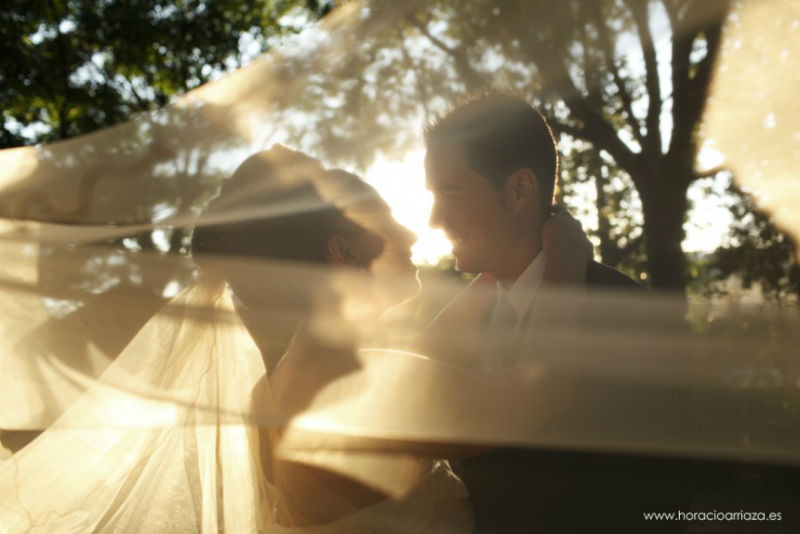 Horacio Arriaza Wedding Photographer
