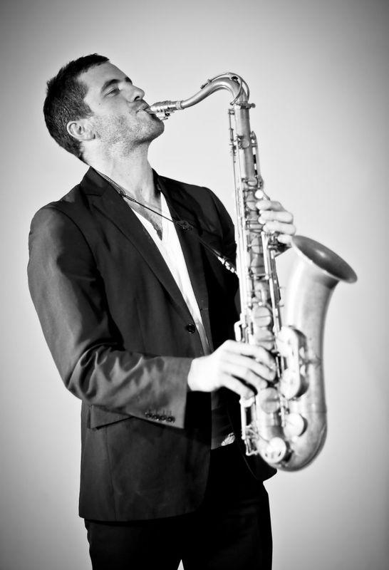 Beispiel: Saxofon, Foto: Jazz Appeal.
