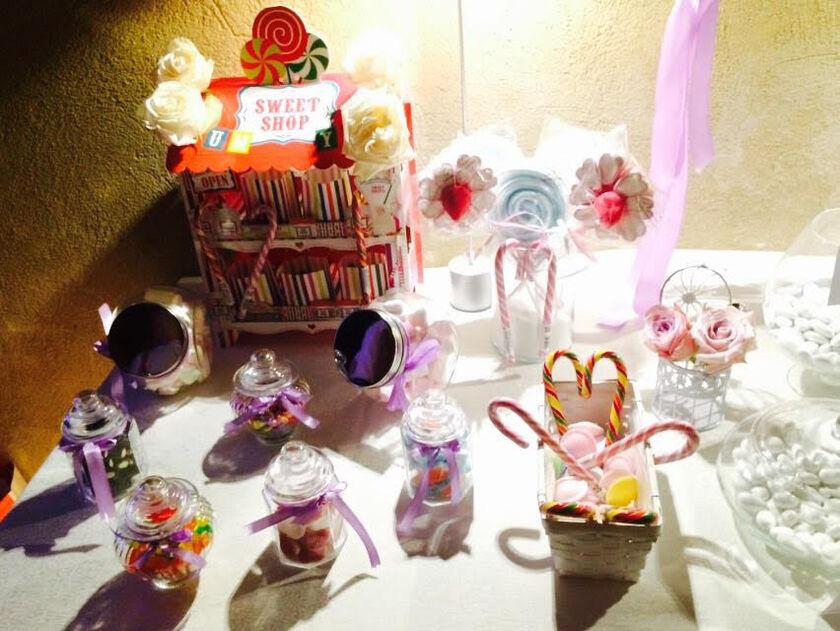 B&B Eventi Wedding - candy bar