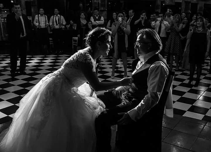 Matrimonio  Rosales Arias San José de Maipo