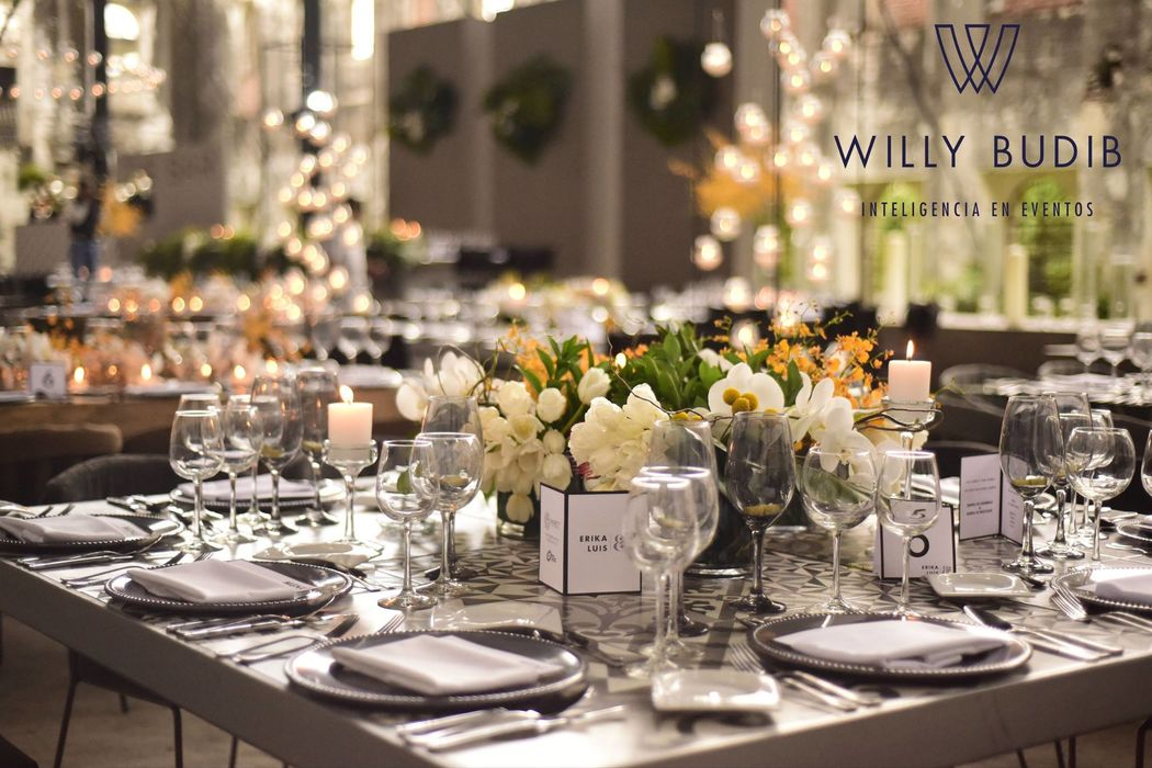 Willy Budib Eventos