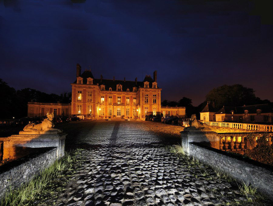 Château du Maréchal de Saxe