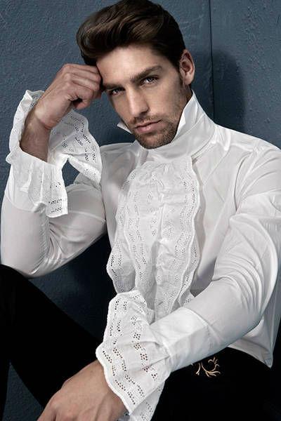 Beispiel: Ausgefallene Hemden, Foto: Teller Herren- & Hochzeitsmode.