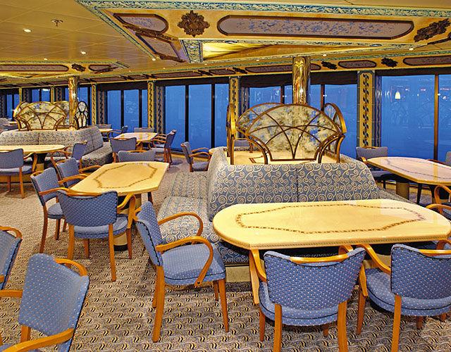 Beispiel: Buffetrestaurant, Foto: Nees Reisen.