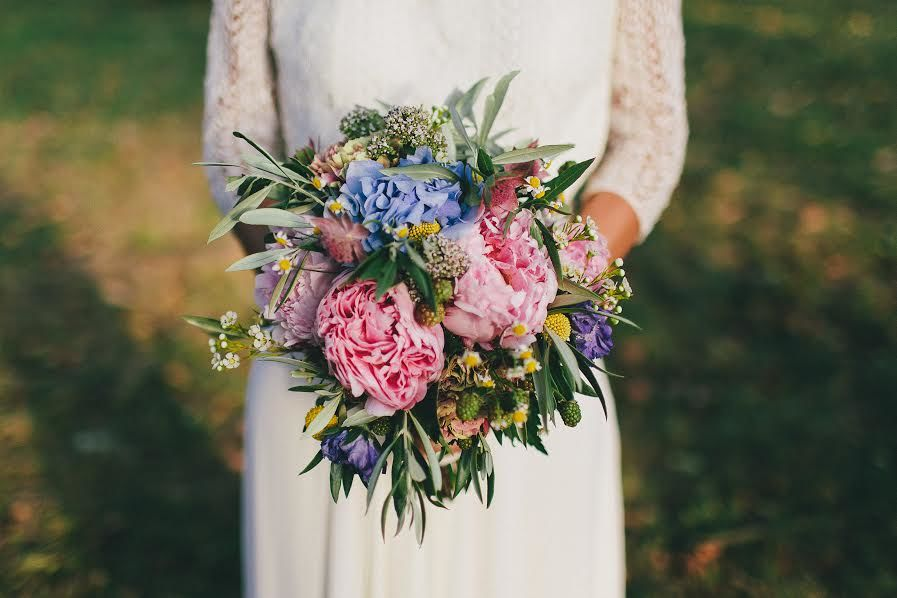 Le bouquet de Pauline ©WinterBirdsPhotography