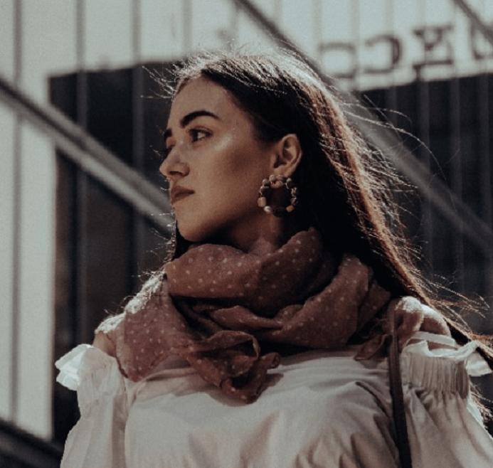 Alina Tomylenko Maquillaje