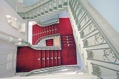 Beispiel: Treppenaufgang, Foto: Märchenvilla.