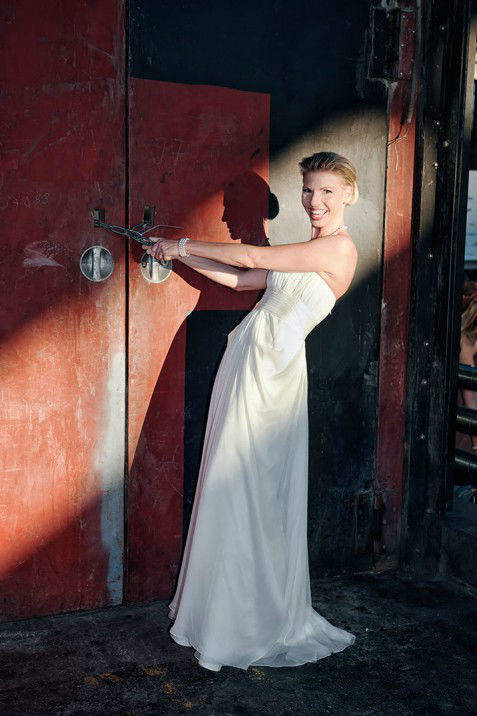 Beispiel: Portrait der Braut, Foto: Weddingpix.