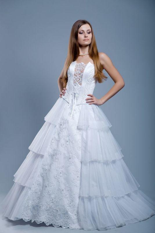Robe de mariée couture ANGELIQUE