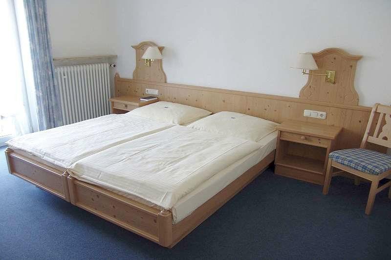 Beispiel: Zimmer, Foto: Gasthof Alter Wirt.