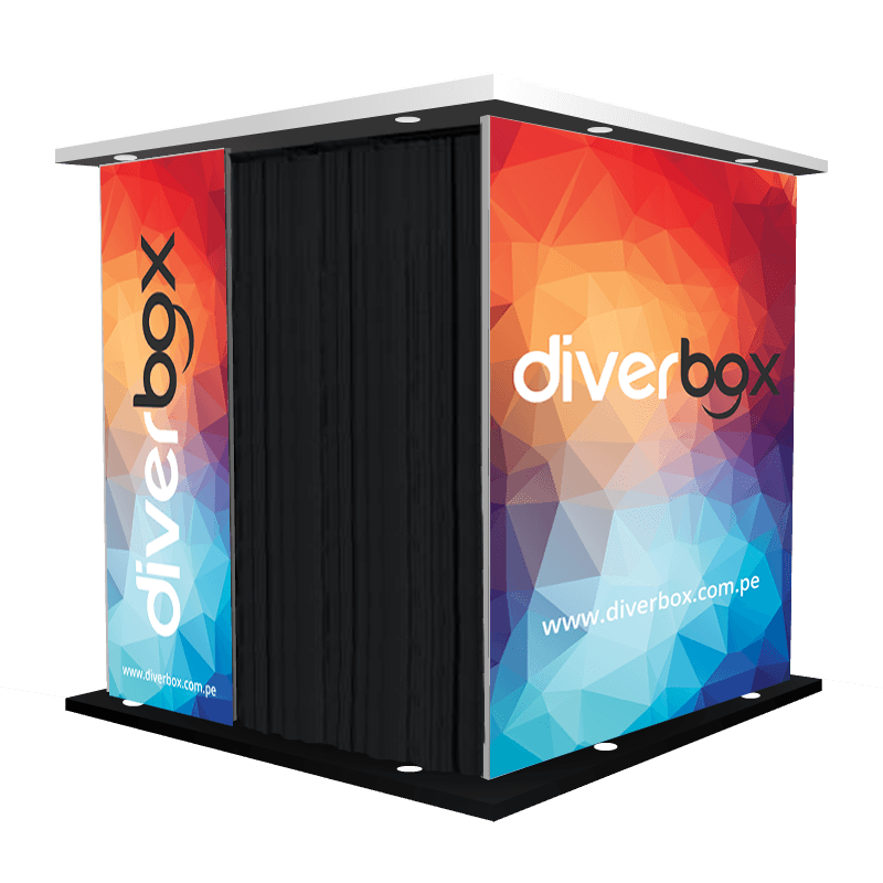 DIVERBOX CABINA DE FOTOS