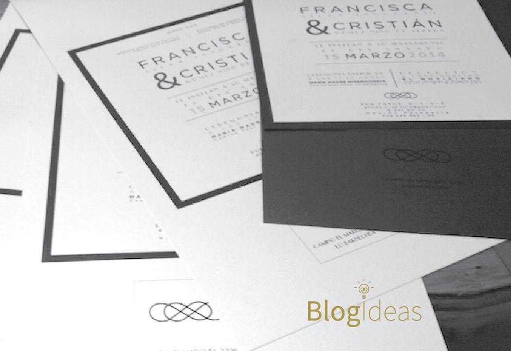"""Las invitaciones de matrimonio son una de las cosas más importantes de la organización, son la primera impresión y un """"preview"""" de tu gran día."""