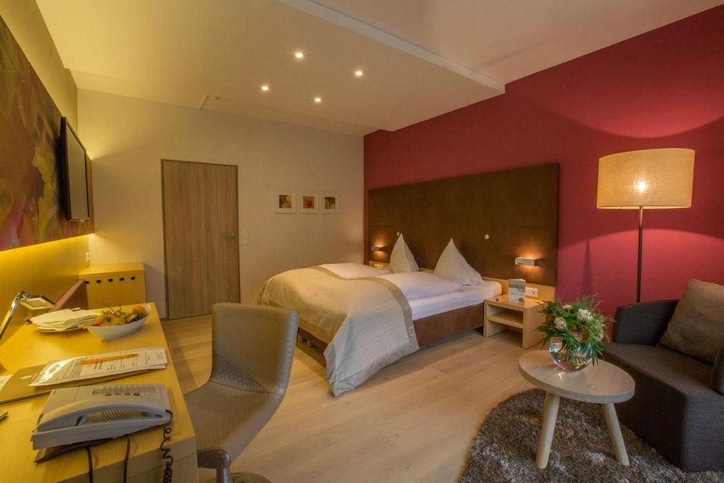 Beispiel: Zimmer - Naturdesignzimmer, Foto: Hotel Krainerhütte.