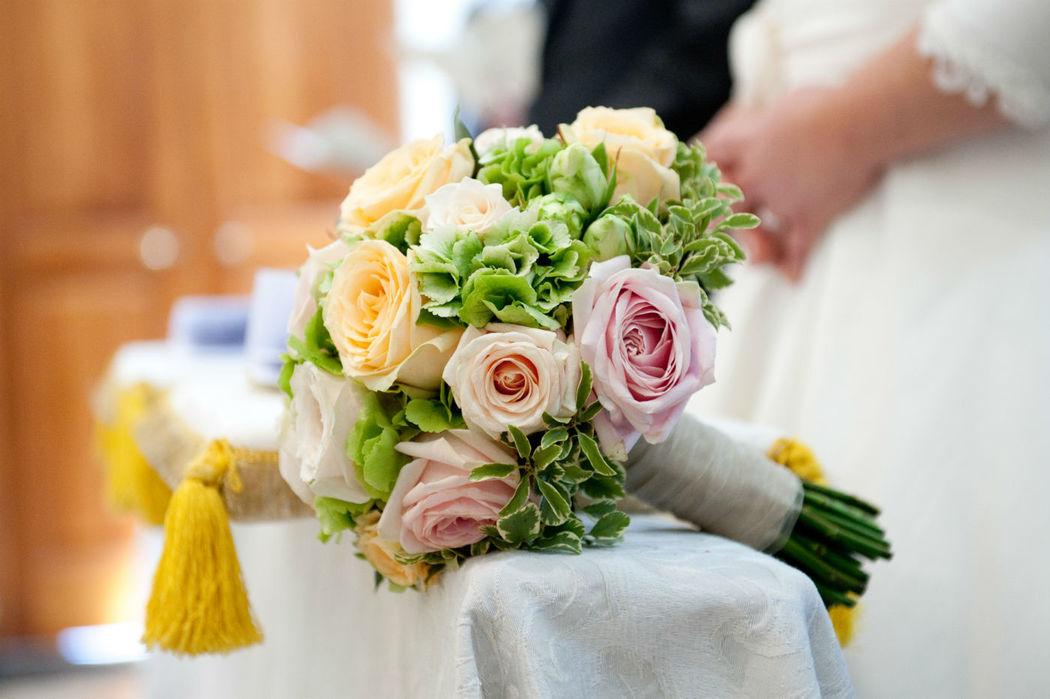 Nozze di Giorgia - bouquet