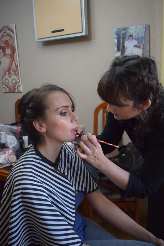 Soledad Makeup