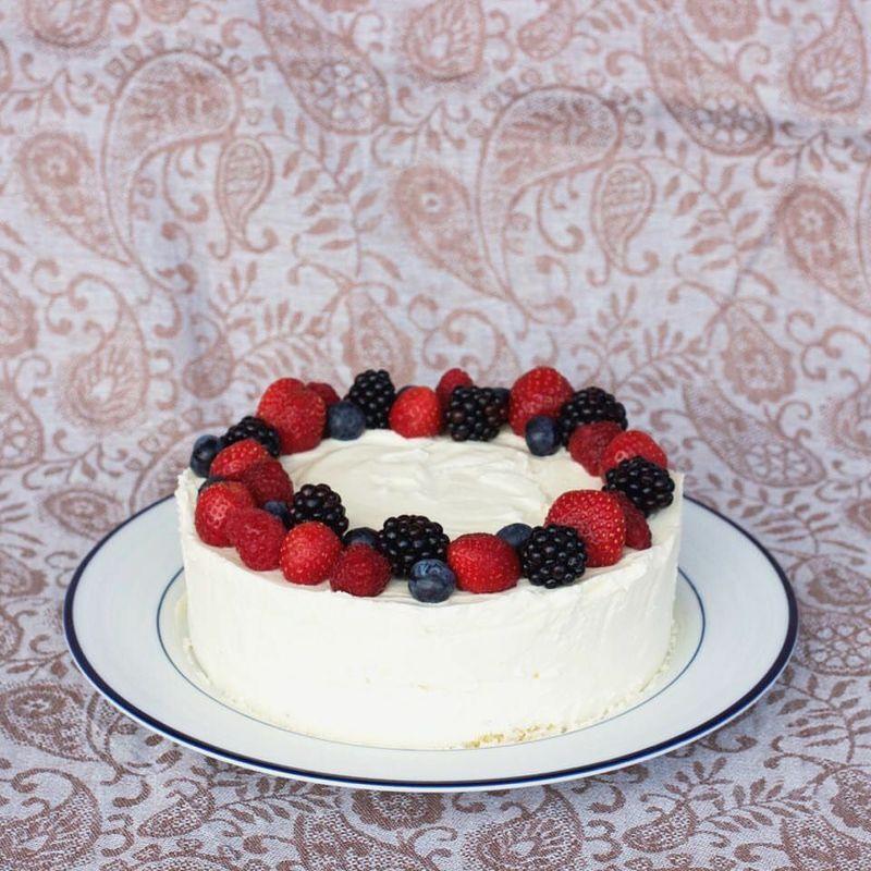Verbena Desserts