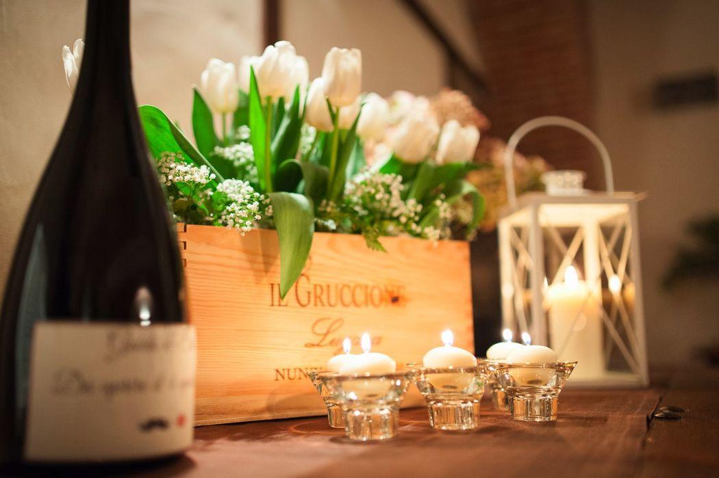 Like a Dream: guestbook a tema vino