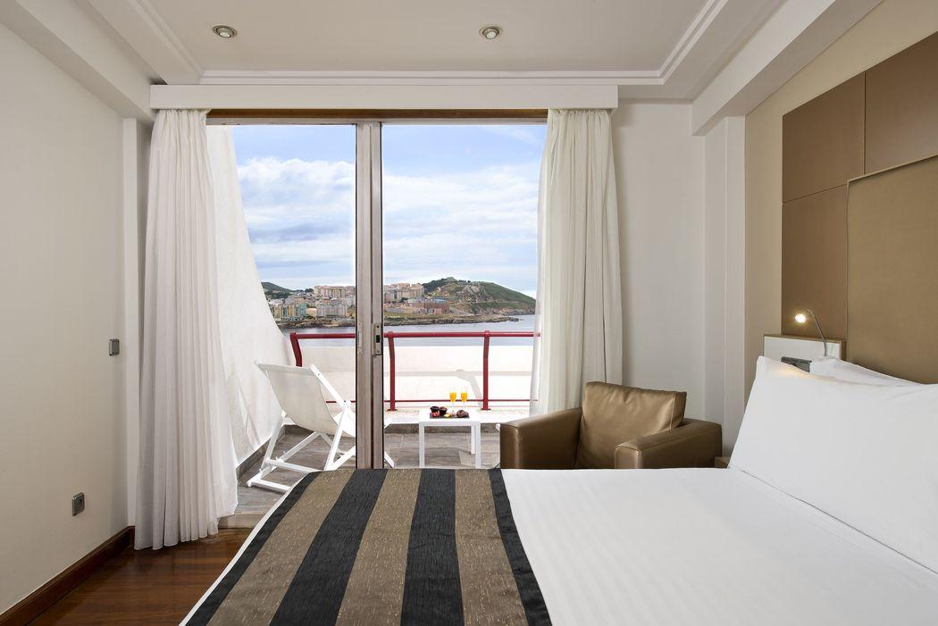 Junior Suite Dúplex Vista Mar con terraza